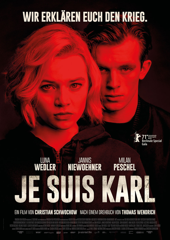 [情報] 新歐洲計畫 Je suis Karl 9/23上Netflix
